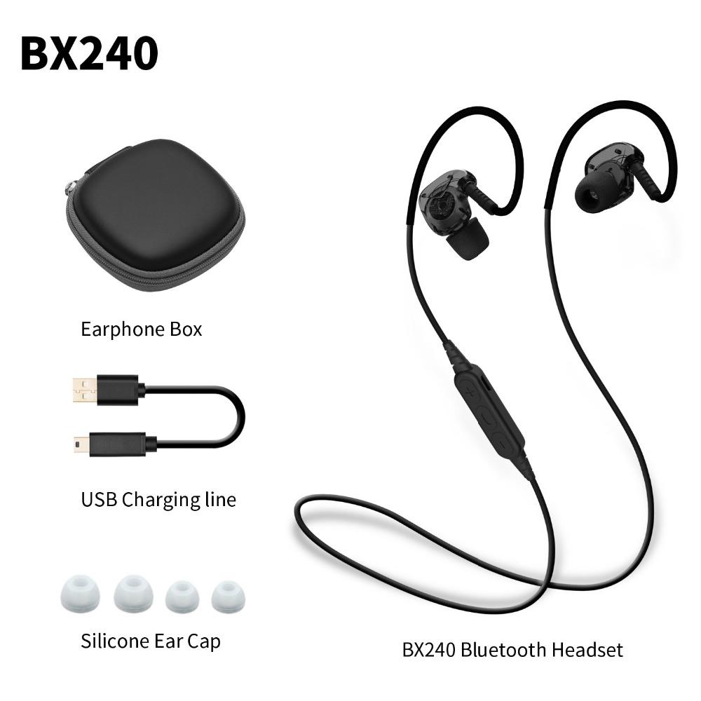 New Original Wireless Bluetooth 4.1 stereo Earphones Ear Phone Sport Bluetooth Earphone handfree universal for all phone(China (Mainland))