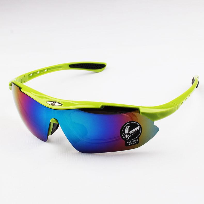 Fashion Outdoor Sports Cycling Eyewear Uv400 Cycling Glasses Casual Mountain Bike Glasses Sunglasses Gafas Cicismo(China (Mainland))