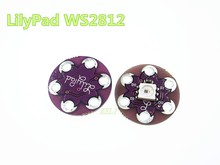 Buy Free 20Pcs/lot LilyPad Pixel Board WS2812 module arduino Smart Electronics for $10.85 in AliExpress store
