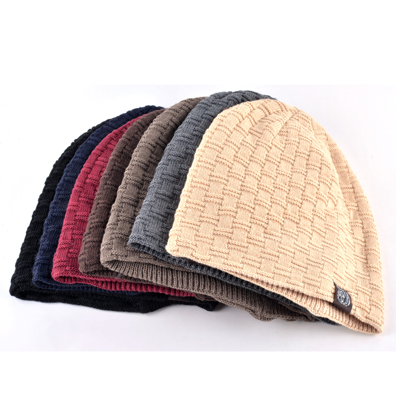 2016 outono e inverno chapéu gorro chapéus para homens e mulheres de meia  manter quente malha 526e0de58d2