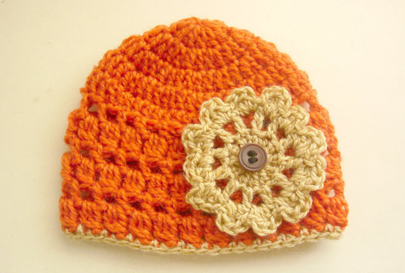 wholesale 10pcs/lot Crochet Baby Girl flower Hat Newborn Photography Prop