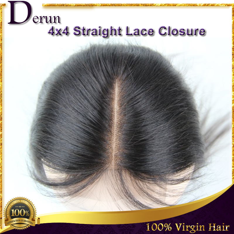 Derun Hair 6A 4 X 4 /3 Lace closure islam and the making of economic habitus