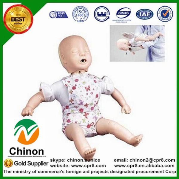BIX-J140 senior medical first aid infant choke model<br><br>Aliexpress