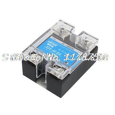 Temperature Controller 3-32VDC / 24-480VAC JGX 40A DC-AC Solid State Relay(China (Mainland))