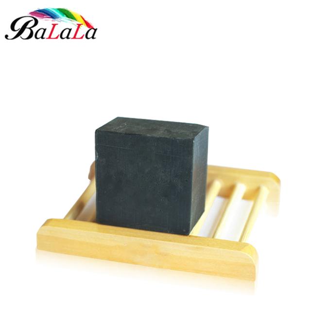 Бамбуковый уголь мыло ручной работы удалить акне отбеливания кожи мыльная основа ...