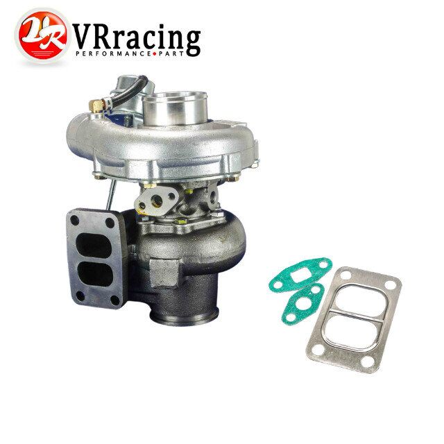 VR Store-TURBO KKR480 Turbocharger RB20/RB25/13B,A/R:.50 cold,70 hot.t3 flange t3/t4 bearing housing MAX HP: 450HP VR-TURBO43(China (Mainland))