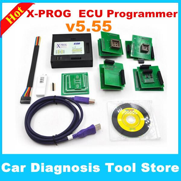 2015 новые xprog-м V5.55 Xprog