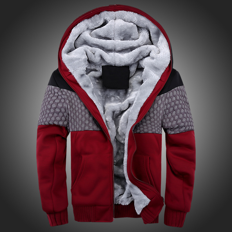 Thick Hoodies Mens - Trendy Clothes