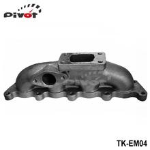 Pivot - High Performance Cast Turbo Manifold T3/T25 For VW 1.8T TK-EM04(China (Mainland))
