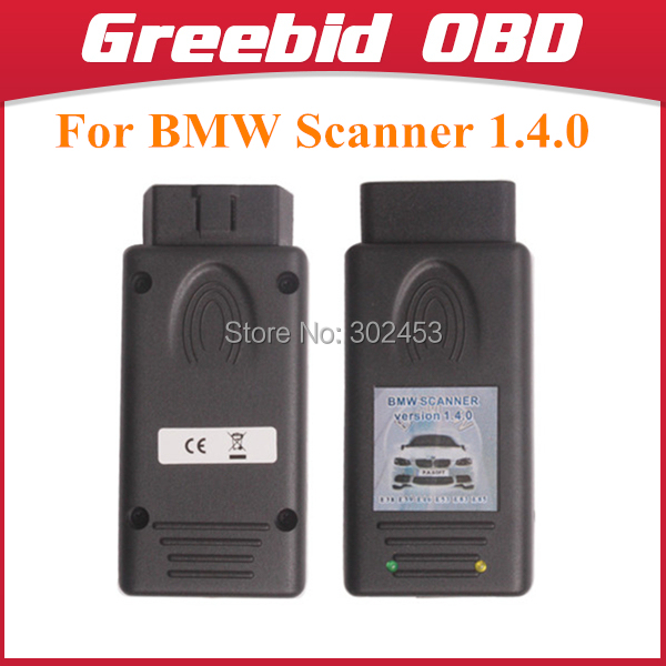 For BMW Scanner 1.4.0 Determination Of Chassis Model Engine Gearbox And Complete Set For BMW Auto Scanner(Hong Kong)