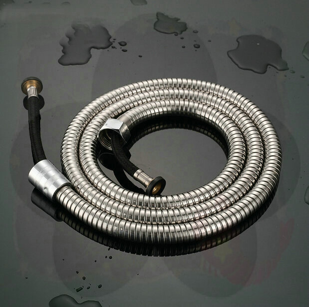 150 shower hose bathroom stainless steel plumbing hose bathroom faucets price<br><br>Aliexpress