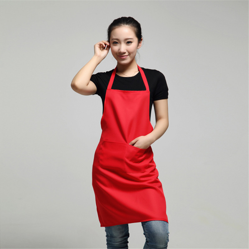 2016 Fashion Lady Women Cooking Baking Aprons Catering Home House Kitchen Apron Aprons Spot Wholesale Free Shipping N833(China (Mainland))