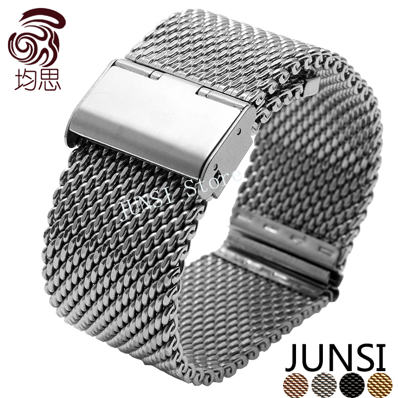 For <font><b>ASUS</b></font> Zenwatch 2 Quality Solid stainless steel Watchband For LG G <font><b>Watch</b></font> W100/W110/W150 <font><b>Smart</b></font> <font><b>Watch</b></font> For Men Luxury accessories