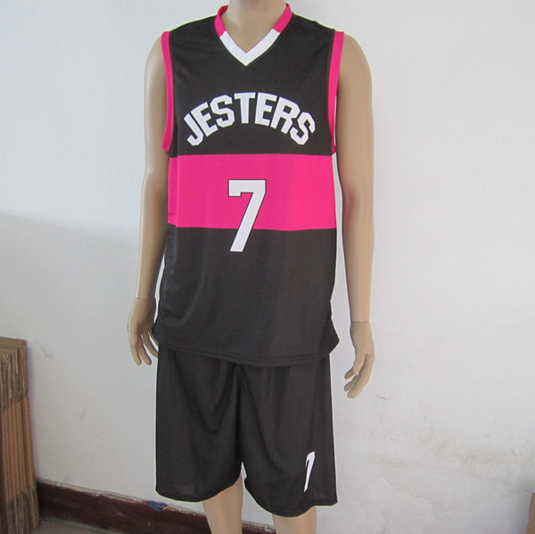 Free shipping 2015 100% Polyester Sublimation real Custom basketball jersey/ track suit/ sports jersey