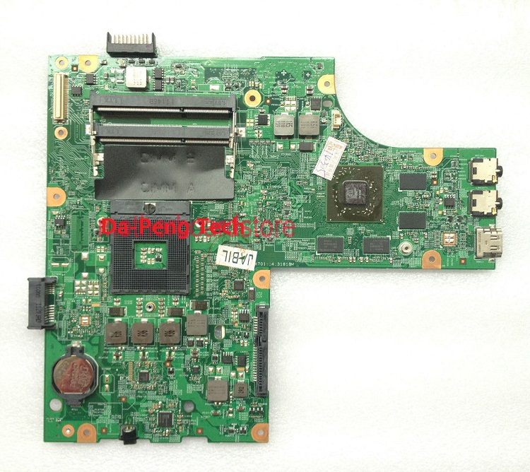 CN-052F31 For Dell Inspiron N5010 52F31 052F31 Laptop Motherboard Fully Tested To Work Well(China (Mainland))