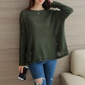 9 Colors ZANZEA Top Blusas Spring Autumn Women Blouse Casual Loose Batwing Long Sleeve Shirt Sweater Jumper Pullovers Plus Size