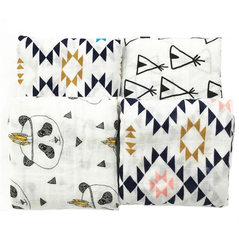7 Aden Anais Baby Muslin Blankets