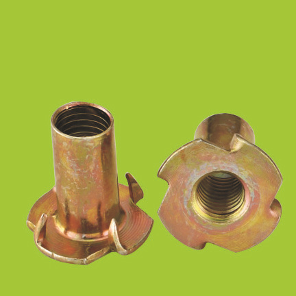 high quality furniture fitting prong tee nuts (N1521)