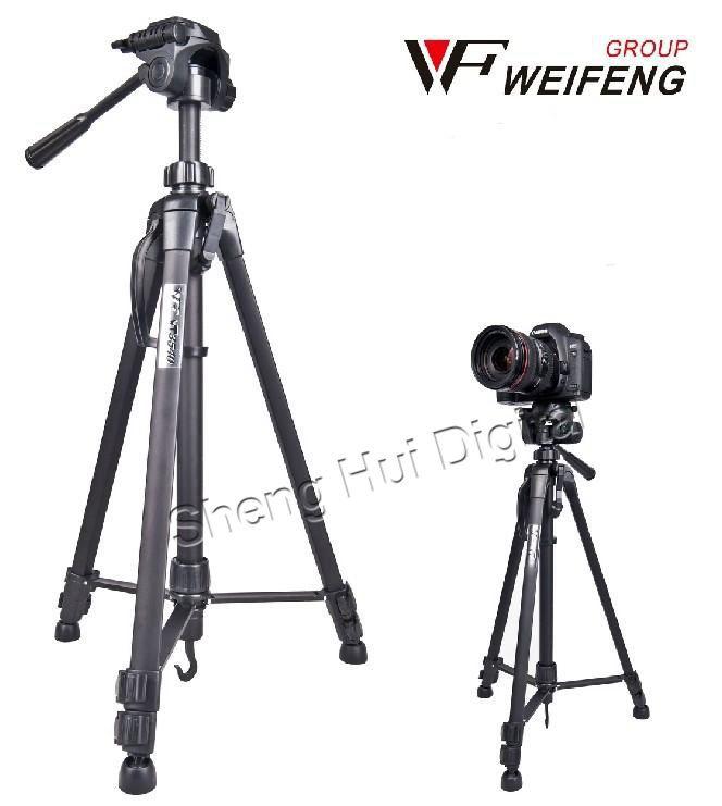 Weifeng camera tripod WF-3540 SLR Camera DV Camcorder portable tripod camera tripod digital(China (Mainland))