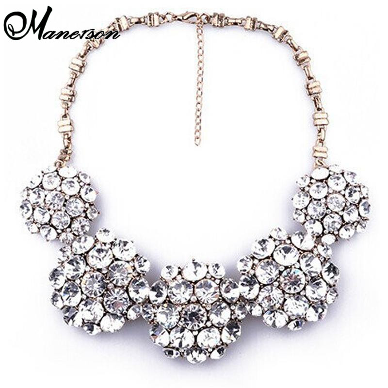 2014 valentines day gifts vintage crystal statement luxury choker big brand new design personalized shourouk for women 2458<br><br>Aliexpress