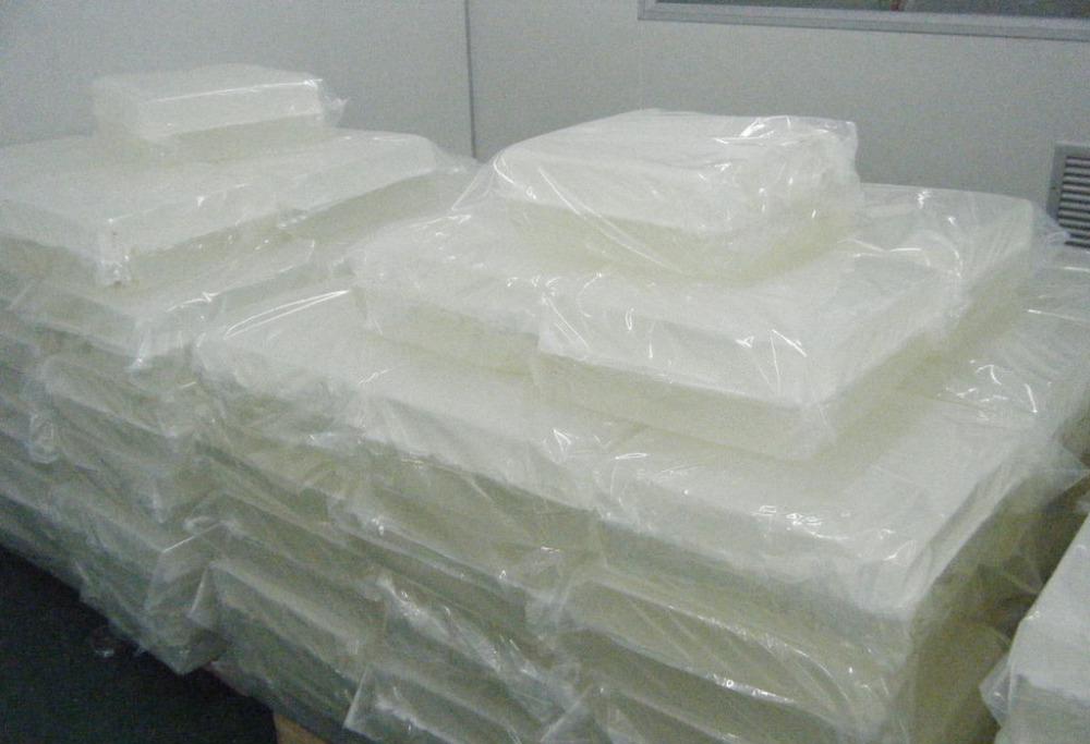 1KG=1pc High Quality Transparent Soap Base DIY Handmade Soap Raw Materials Soap Base for Soap Making(China (Mainland))