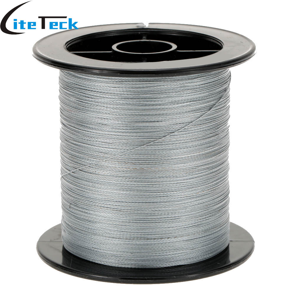 New Arrival 100m Super Strong Multifilament Polyethylene Braided Fishing Line 4 Strands Wire 6LB-60LB Fish Lines(China (Mainland))