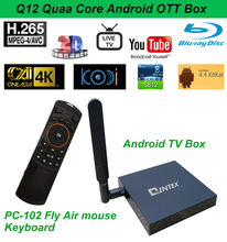 4K*2K Android Quad Core Tv Box 4k Free Movies  KODI Android 4.4 Set Top Box Internet TV Receiver