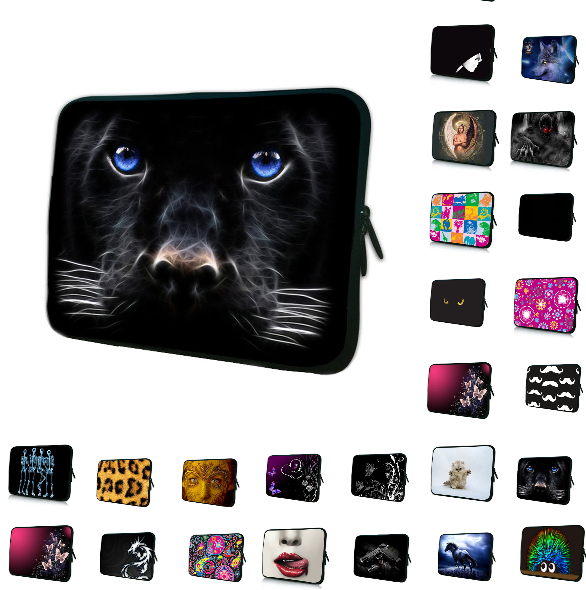 Honest and reliable dog 12 inch computer bags shockproof waterproof sleeve cases for 11.6 12.1 12.2 notebook computer laptop pc(China (Mainland))