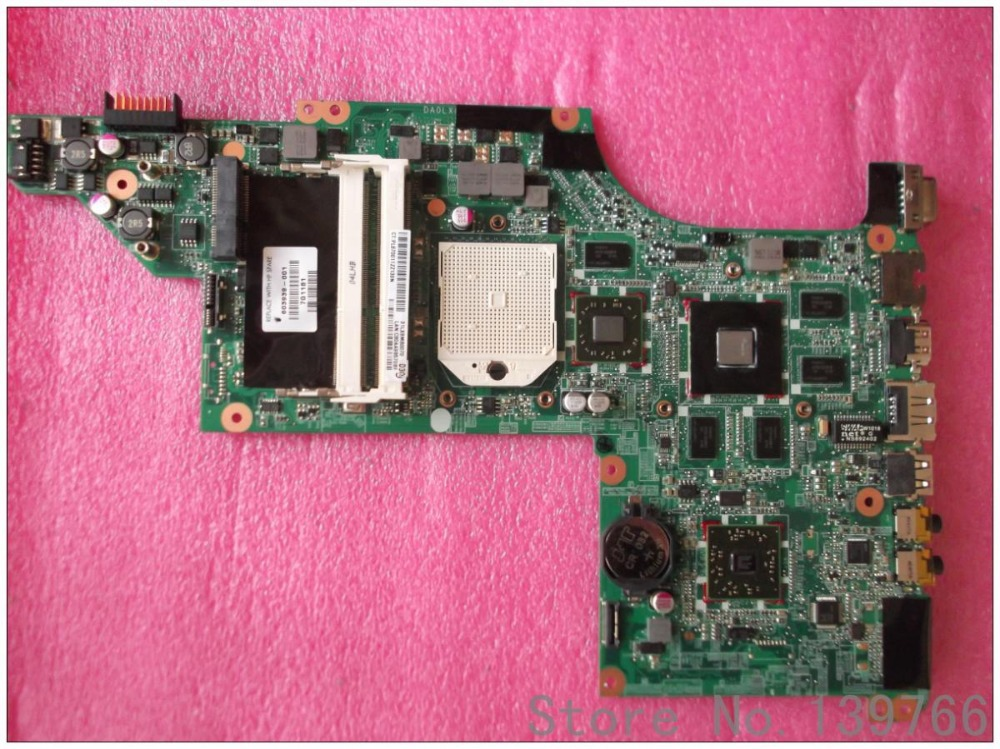 603939-001 board for HP pavilion DV6 DV6-3000 laptop motherboard with AMD chipset HD5650(China (Mainland))