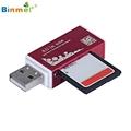 Memory Card Reader USB 2 0 All In 1 Multi Jan 13 Binmer MotherLander
