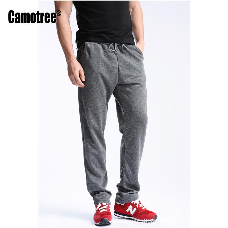 4 Colors 2017 Solid Mens Joggers Cargo Men Pants Sweatpants Pocket Harem Pants Men Jogging Sport Pants Men Pantalones Hombre(China (Mainland))