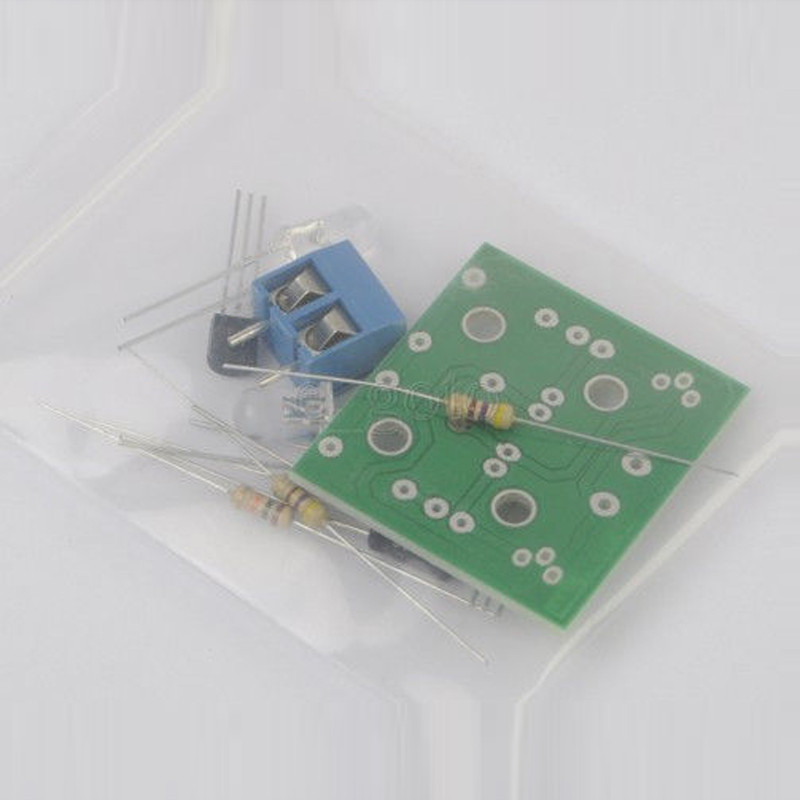 Simple Flash Circuit DIY Kits Electronic Kit Electronic Suite for Arduino