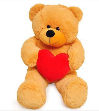 Top Quality Big About 70cm Plush Toys Bear doll Teddy Bear Girlfriend Gift Birthday Gift Present Kids Children Gift Christmas
