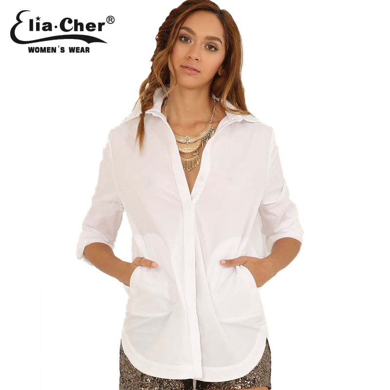 Buy women blouses 2016 women shirt tops for Top dress shirt brands