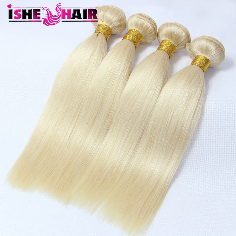 5A 613 Blonde Virgin Hair Brazilian Straight Hair 4 Bundles Unprocessed Aliexpress Hair Extensions Fast Delivery By DHL<br><br>Aliexpress