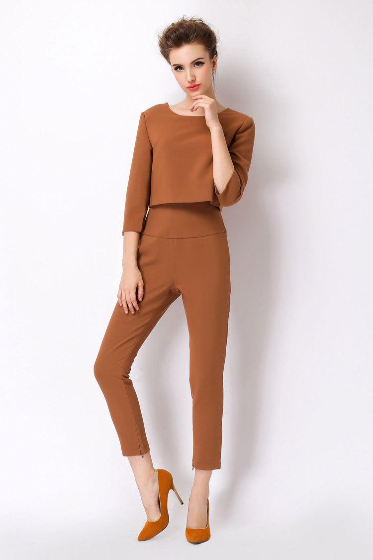 Ladies Designer Pants Suits Ladies Formal Pants Suits