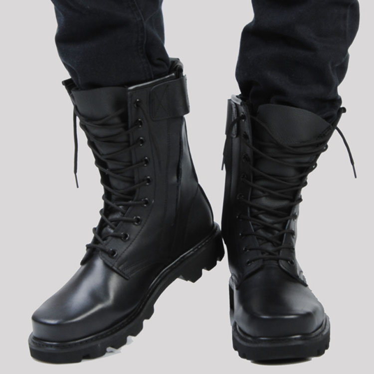 Popular Fashion Men Steel Combat Boot-Buy Cheap Fashion Men Steel
