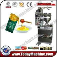 Automatic Honey, sauces, pesticides, cosmetics bag packing machine(China (Mainland))