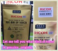 Genuine Original New Toner Powder 80g Refill Toner for Ricoh SP100 110 111 200 210 212 310 312 211 213 311 112 ricoh parts