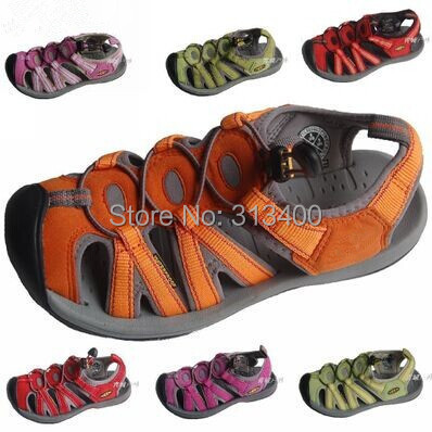 Brand summer mens' sandals outdoor casual sports shoes slip-resistant sneakers trekking hiking beach Owyhee water - tony hu's store
