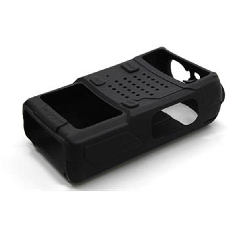 Black color Silicone Case Cover Shell for Radio BAOFENG UV-5R UV-5RA UV-5RB UV-5RE Plus F8