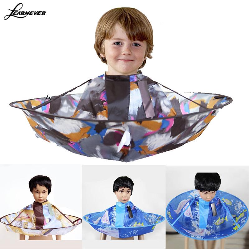 enfant coupe de cheveux cape promotion achetez des enfant. Black Bedroom Furniture Sets. Home Design Ideas