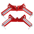 90 degree Right Angle Clamp 100MM Mitre Clamps Corner Clamp Picture Holder for picture framing wood