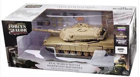 Здесь можно купить  Free shipping authentic Fov 80066 1:32 US US Abrams M1A1 Abrams alloy FM  Игрушки и Хобби