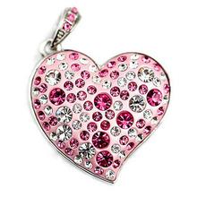Jewelry Heart Mini USB Flash Drive 512GB 1TB 64GB 32GB Pen Drive 16GB 8GB Pendriver Gadget Gift USB Memory Stick Key 2TB 2.0