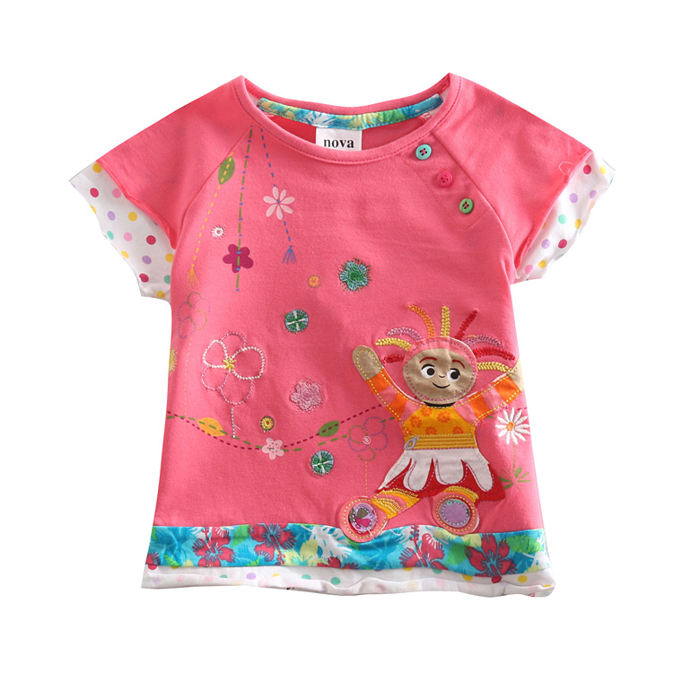 Aliexpress buy children t shirts nova in the night