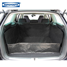AUTOYOUTH PE Tarpaulin Car Trunk Mat Liner Waterproof Car Protection Blanket  For more cleanliness in your car(China (Mainland))