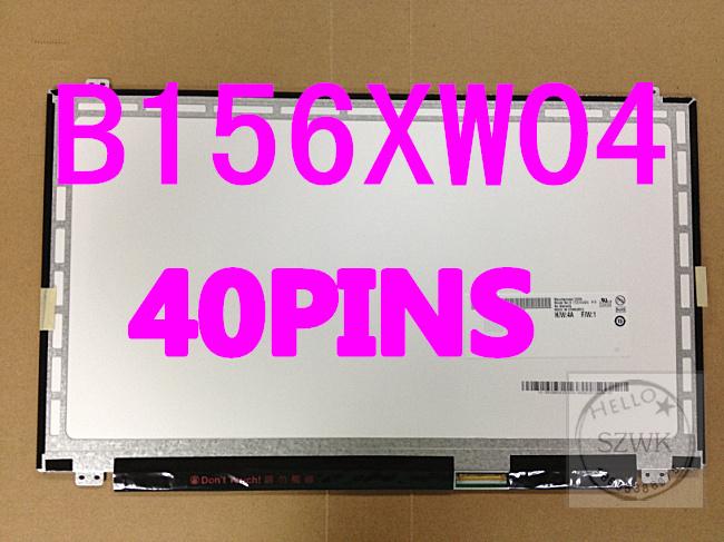 Brand new A+ B156XW03 CLAA156WA15A LTN156AT11 LP156WH3 TLA3 N156B6-L0D B156WH4 B156XW04 V.0 B156XTN03<br><br>Aliexpress