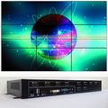 3x3 tv wall controller for tv video wall system