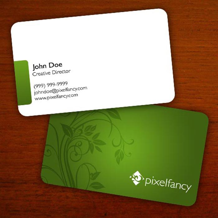 26 Modern Business Cards PSD Templates Print Ready